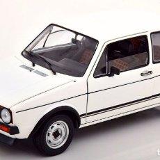 Carros em escala: VOLKSWAGEN GOLF I GTI 1976 ESCALA 1/18 DE NOREV. Lote 195189260