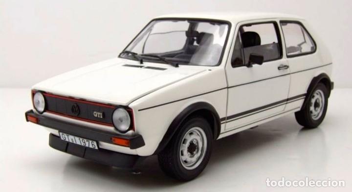 Coches a escala: Volkswagen Golf I GTI 1976 escala 1/18 de Norev - Foto 3 - 195189260