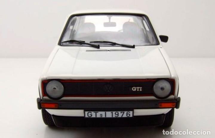 Coches a escala: Volkswagen Golf I GTI 1976 escala 1/18 de Norev - Foto 5 - 195189260