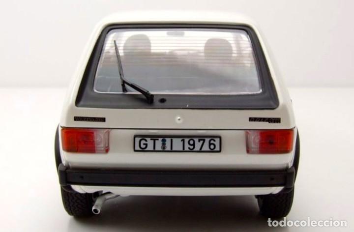 Coches a escala: Volkswagen Golf I GTI 1976 escala 1/18 de Norev - Foto 6 - 195189260