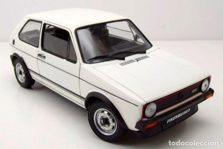 Coches a escala: Volkswagen Golf I GTI 1976 escala 1/18 de Norev - Foto 7 - 195189260