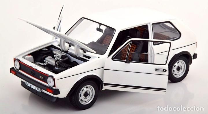 Coches a escala: Volkswagen Golf I GTI 1976 escala 1/18 de Norev - Foto 9 - 195189260
