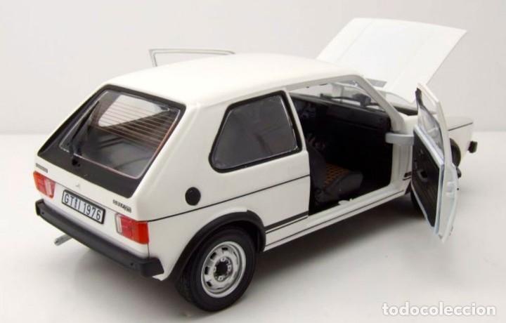 Coches a escala: Volkswagen Golf I GTI 1976 escala 1/18 de Norev - Foto 10 - 195189260