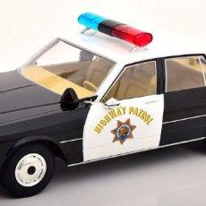 Carros em escala: CHEVROLET CAPRICE POLICÍA CALIFORNIA 1987 ESCALA 1/18 DE MCG. Lote 206392101