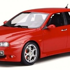 Carros em escala: ALFA ROMEO 156 GTA SPORTWAGON 2002 ESCALA 1/18 DE OTTO MOBILE. Lote 182222761