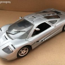Coches a escala: COCHE PROTOTYPE F1 GRIS GUITOY ESCALA 1:18 - MADE IN SPAIN - ORIGINAL. Lote 183577143