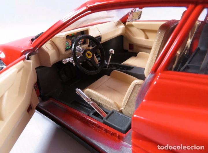 Coches a escala: Precioso coche FERRARI TESTAROSSA Burago 1:18 - Foto 6 - 184464053