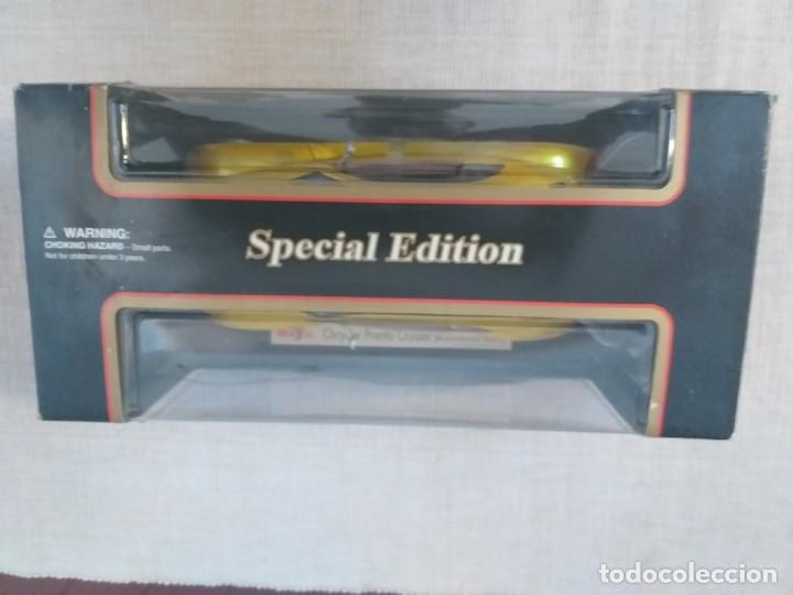 Coches a escala: coche maisto special edition chrysler pronto cruizer escala 1:18 en caja - Foto 4 - 186110268