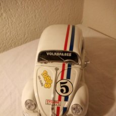 Coches a escala: ESCARABAJO BEETLE (1955) 1.000.000 TH - 1/18 - MADE IN ITALY. Lote 208498621
