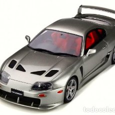 Coches a escala: TOYOTA SUPRA 3000 GT TRD 1998 ESCALA 1/18 DE OTTO MOBILE. Lote 189157546