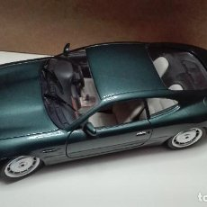 Coches a escala: GUILOY MADE IN SPAIN ASTON MARTIN DB7 1/18. Lote 220851433