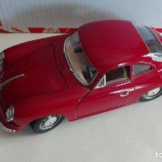 Coches a escala: BURAGO PORSCHE 356 B 1961 1/18 . Lote 190540536