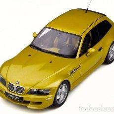 Coches a escala: BMW Z3 M COUPÉ 3.2 1999 ESCALA 1/18 DE OTTO MOBILE. Lote 191304446