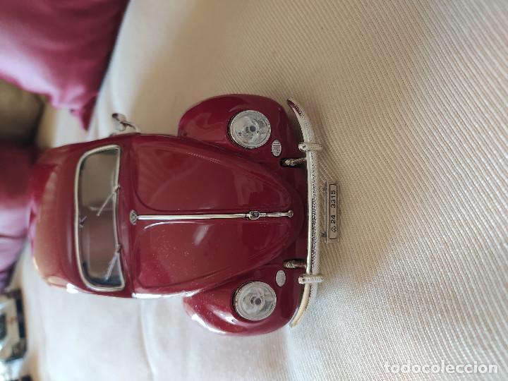 Coches a escala: BURAGO BEETLE 1955 ITALY 1.000.000 TH - Foto 2 - 193391857