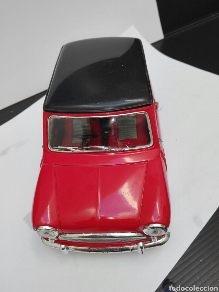 Coches a escala: -MINI COOPER S 1964 MAJORETTE - Foto 22 - 205300483