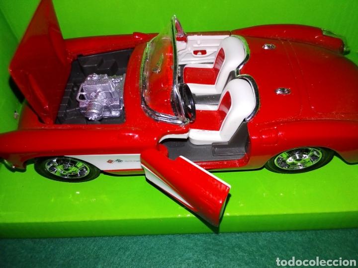 Coches a escala: Chevrolet corvette 1957 - Foto 4 - 194220447