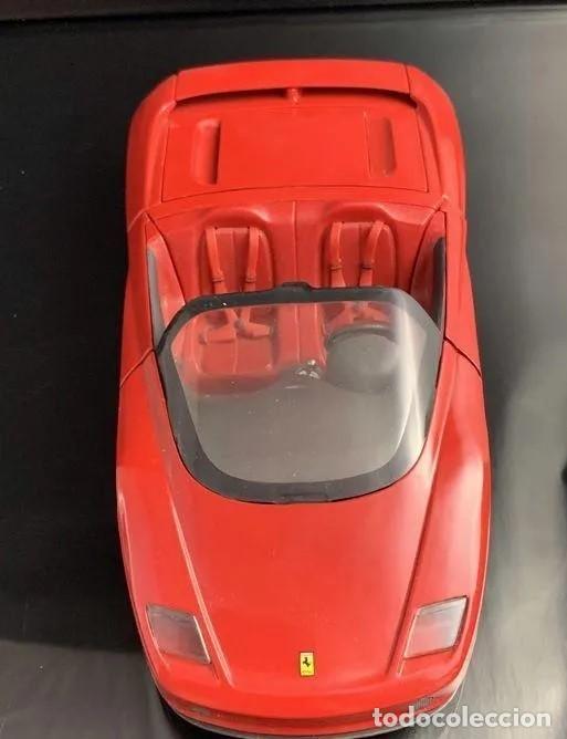 Coches a escala: Ferrari Mythos en escala 1:18, de Rewel, versión convertible. Sin usar, con caja original. - Foto 3 - 194359352