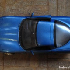 Coches a escala: CHEVROLET COIRVETTE C5. 1997. BURAGO. ESCALA 1:18. MADE IN ITALY. 25 CM.. Lote 194384838