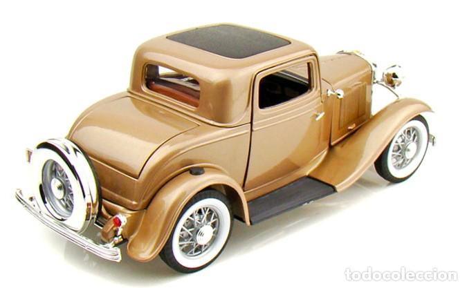 Coches a escala: Ford 3 Window Coupé 1932 escala 1/18 de Lucky Die Cast - Foto 2 - 194705353