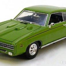 Coches a escala: PONTIAC GTO JUDGE 1969 ESCALA 1/18 DE MOTORMAX. Lote 194726618