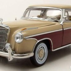 Coches a escala: MERCEDES 220 SE COUPÉ 1959 ESCALA 1/18 DE SUN STAR. Lote 194779690