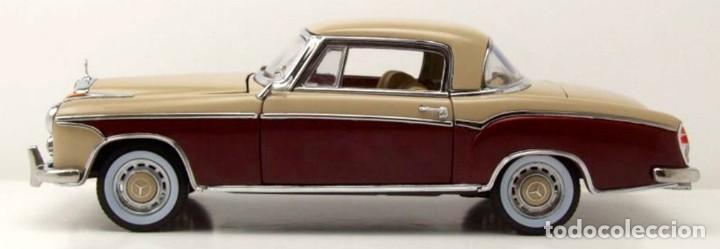 Coches a escala: Mercedes 220 SE Coupé 1959 escala 1/18 de Sun Star - Foto 4 - 194779690