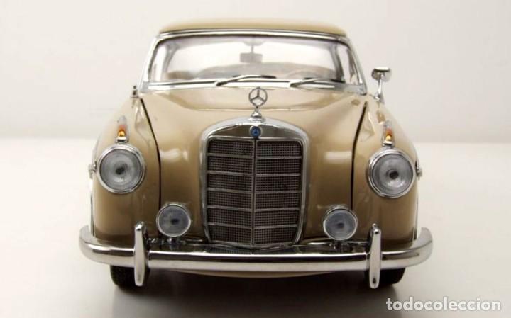 Coches a escala: Mercedes 220 SE Coupé 1959 escala 1/18 de Sun Star - Foto 5 - 194779690