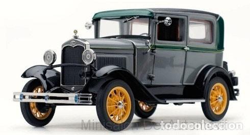FORD MODEL A TUDOR 1931 ESCALA 1/18 DE SUN STAR (Juguetes - Coches a Escala 1:18)