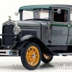 Coches a escala: FORD MODEL A TUDOR 1931 ESCALA 1/18 DE SUN STAR. Lote 194891505