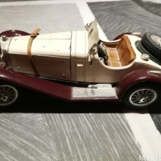 Coches a escala: MERCEDES BENZ SSK 1928. Lote 195002221