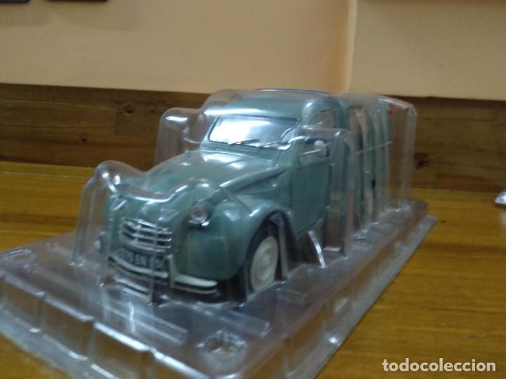 Coches a escala: citroen 2cv furgoneta 1 18 en blister - Foto 5 - 195238266