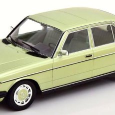 Coches a escala: MERCEDES 280 E (W 123) 1977 ESCALA 1/18 DE KK-SCALE. Lote 195306891