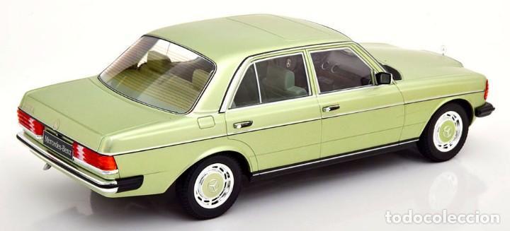 Coches a escala: Mercedes 280 E (W 123) 1977 escala 1/18 de KK-Scale - Foto 2 - 195306891