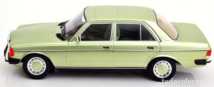 Coches a escala: Mercedes 280 E (W 123) 1977 escala 1/18 de KK-Scale - Foto 3 - 195306891