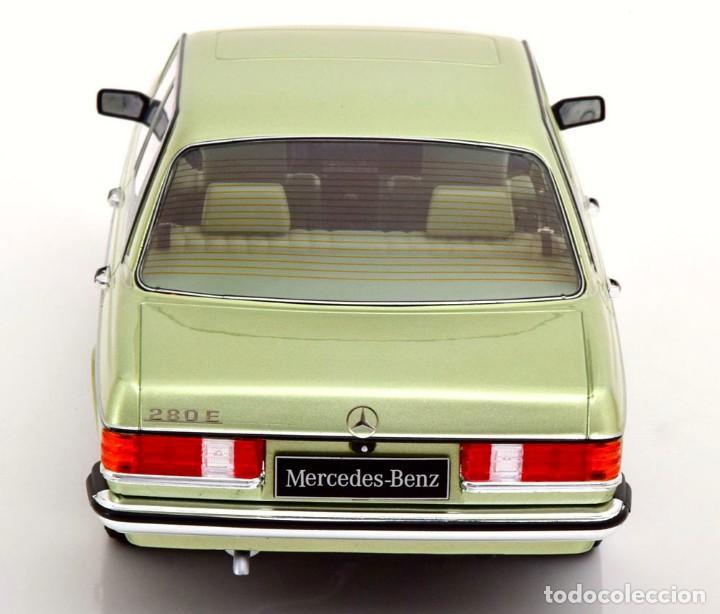 Coches a escala: Mercedes 280 E (W 123) 1977 escala 1/18 de KK-Scale - Foto 4 - 195306891