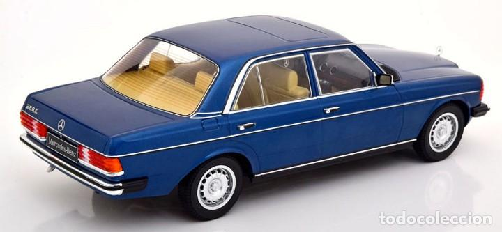 Coches a escala: Mercedes 280 E (W 123) 1977 escala 1/18 de KK-Scale - Foto 2 - 195307173