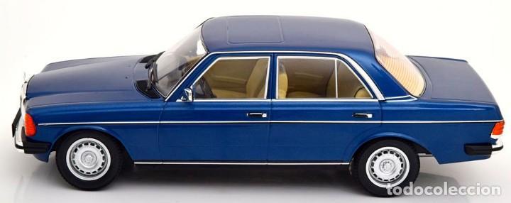 Coches a escala: Mercedes 280 E (W 123) 1977 escala 1/18 de KK-Scale - Foto 3 - 195307173