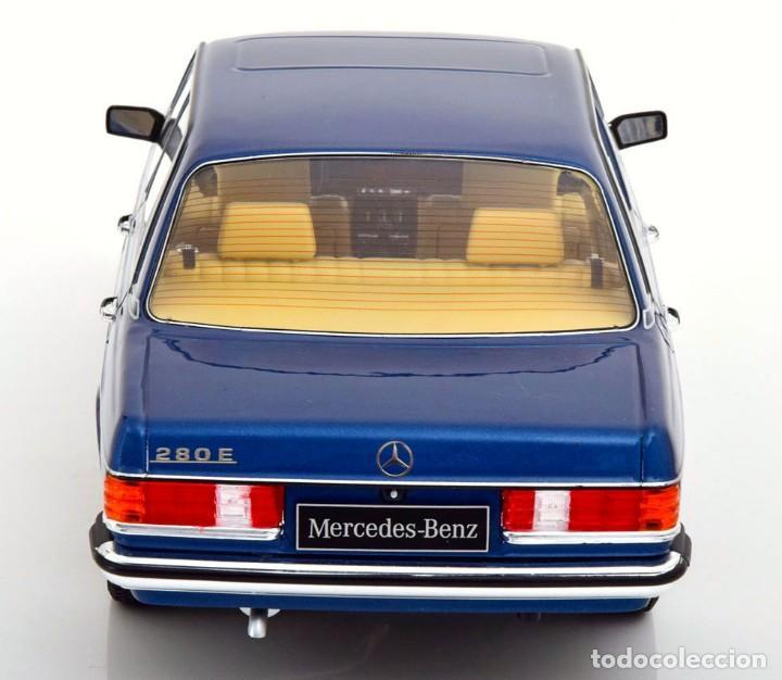 Coches a escala: Mercedes 280 E (W 123) 1977 escala 1/18 de KK-Scale - Foto 4 - 195307173