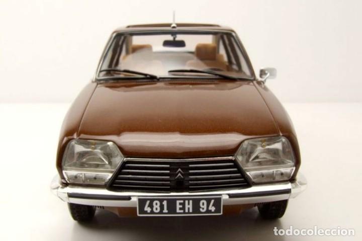 Coches a escala: Citroen GS Pallas 1978 escala 1/18 de Norev - Foto 5 - 195331433