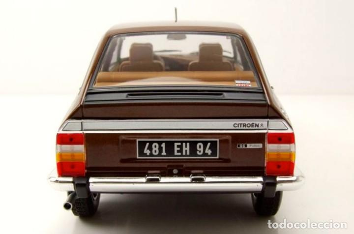 Coches a escala: Citroen GS Pallas 1978 escala 1/18 de Norev - Foto 6 - 195331433