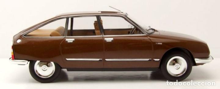 Coches a escala: Citroen GS Pallas 1978 escala 1/18 de Norev - Foto 8 - 195331433