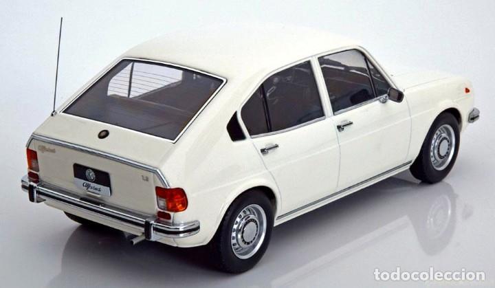 Coches a escala: Alfa Romeo Alfasud 1.3 1972 escala 1/18 de KK-Scale - Foto 2 - 195386465