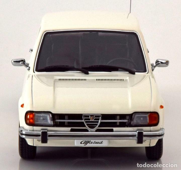 Coches a escala: Alfa Romeo Alfasud 1.3 1972 escala 1/18 de KK-Scale - Foto 3 - 195386465