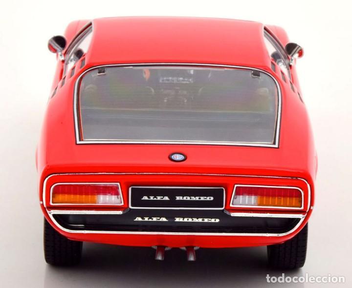 Coches a escala: Alfa Romeo Montreal 1970 escala 1/18 de KK-Scale - Foto 4 - 195386593