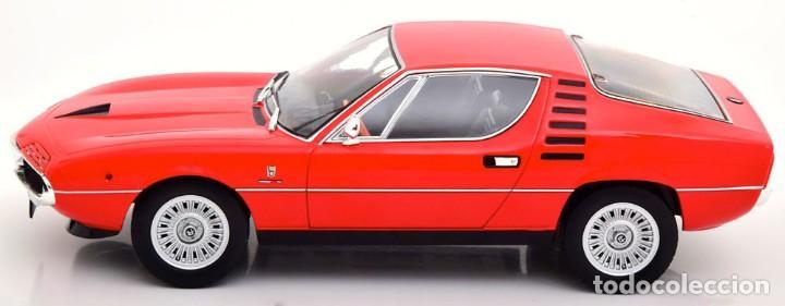 Coches a escala: Alfa Romeo Montreal 1970 escala 1/18 de KK-Scale - Foto 5 - 195386593