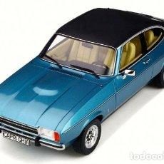Coches a escala: FORD CAPRI MKII 1974 ESCALA 1/18 DE OTTO MOBILE. Lote 196631801