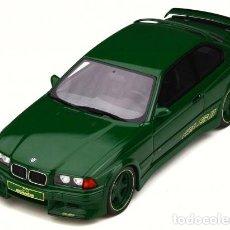 Coches a escala: BMW AC SCHNITZER (E 36) CLS II 1995 ESCALA 1/18 DE OTTO MOBILE. Lote 196656552