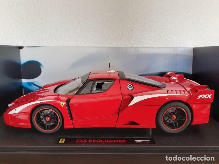 Ferrari Fxx Evoluzione Hotwheels Elite 1 18 Lim Kaufen Modellautos Im Maßstab 1 18 In Todocoleccion 134759714