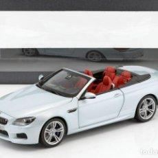 Coches a escala: BMW M6 CABRIO PARAGONMODELS ESCALA 1/18. Lote 197409203