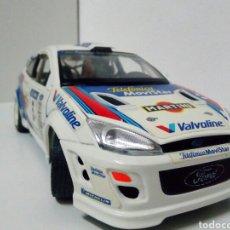 Voitures à l'échelle: FORD FOCUS WRC 1/18 BURAGO. Lote 199080492
